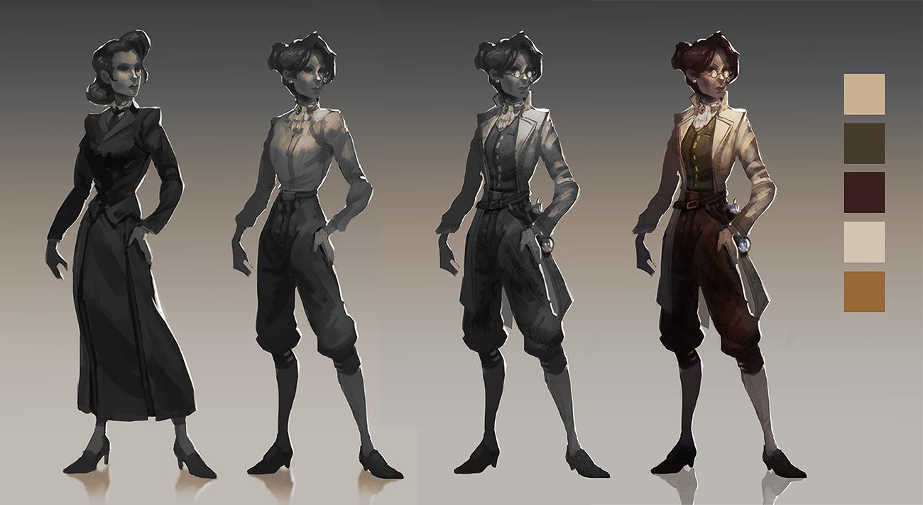 Alchemist concept